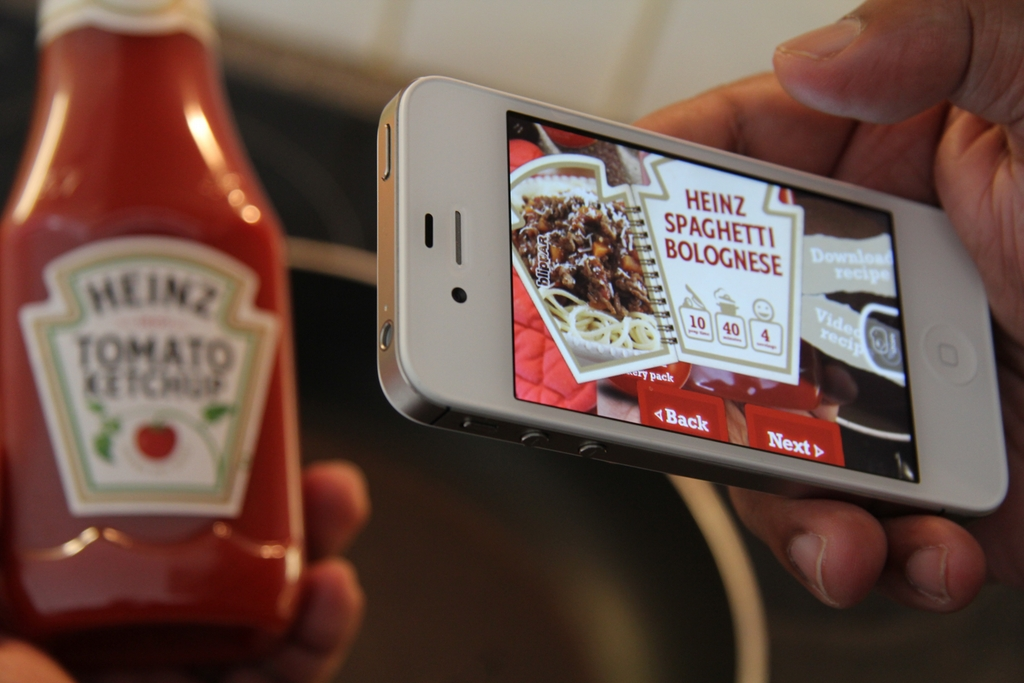 Blippar, l'app per la realtà aumentata a portata di mano