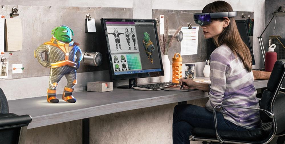 Outlook (ma non solo) disponibile per Microsoft HoloLens