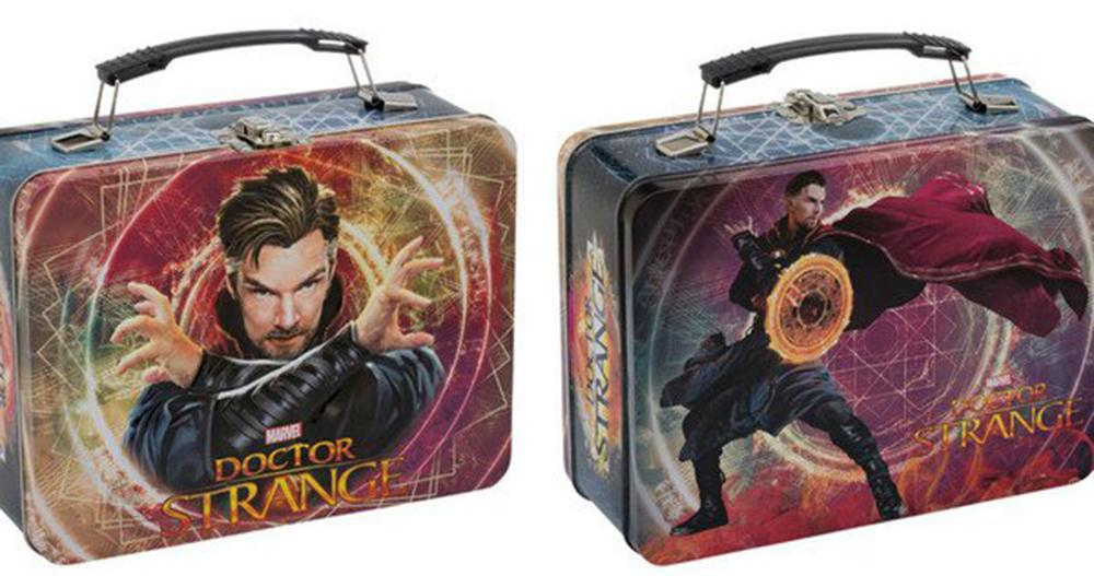 Doctor Strange, primi gadget in arrivo