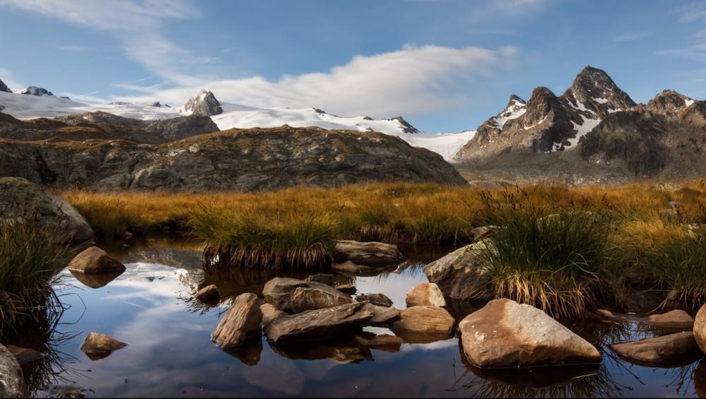 Alps in light il timelapse che vi far venire voglia di for Cabine vicino montagna di sangue