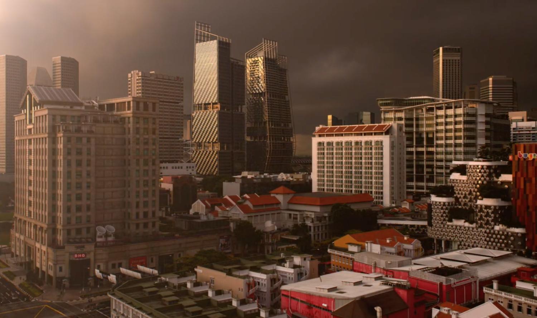 Un milione di scatti per Singapore