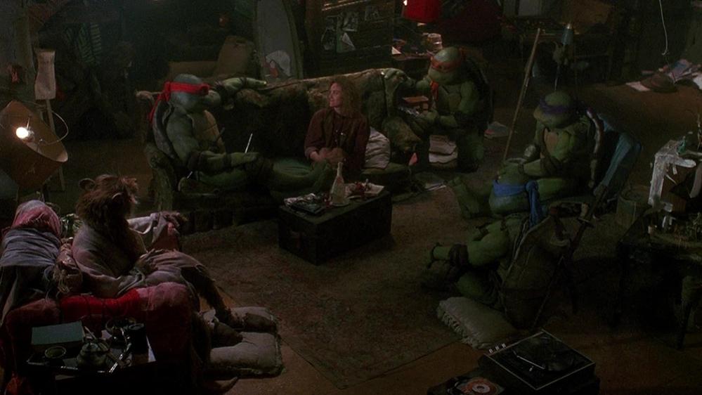 Tartarughe ninja film 1990