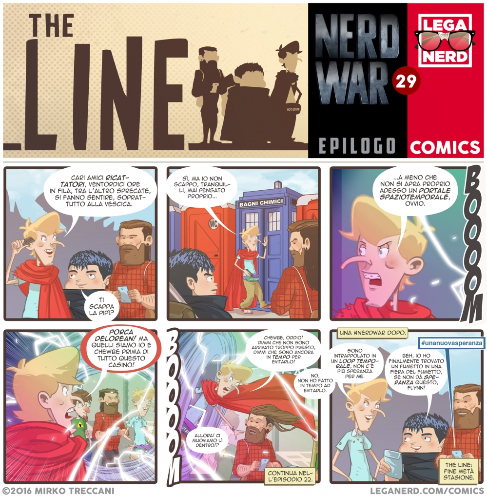 The Line 29
