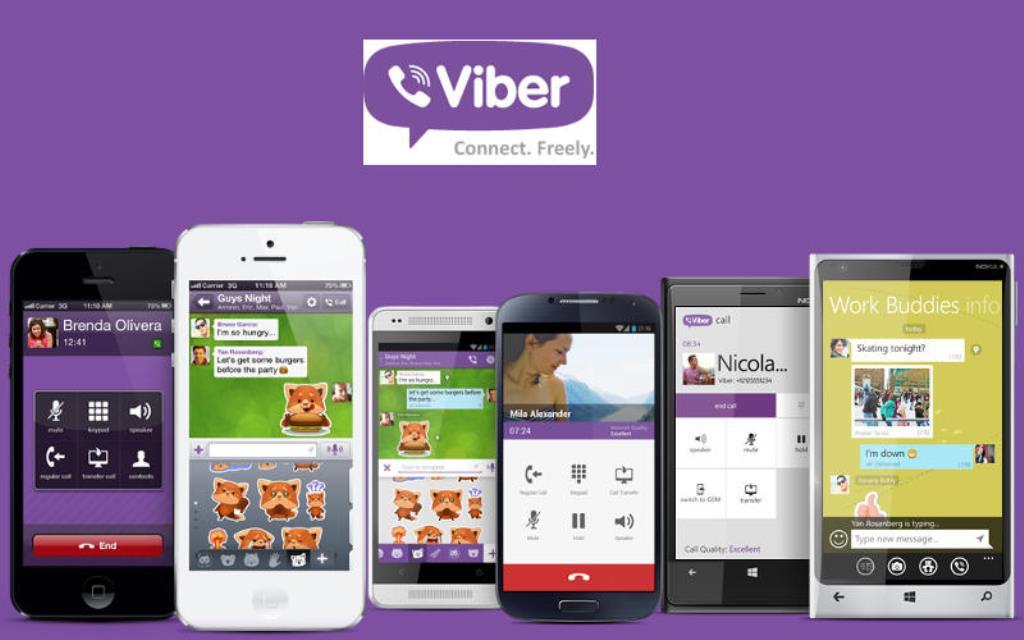 Viber, introdotti i messaggi segreti su Android e iOS