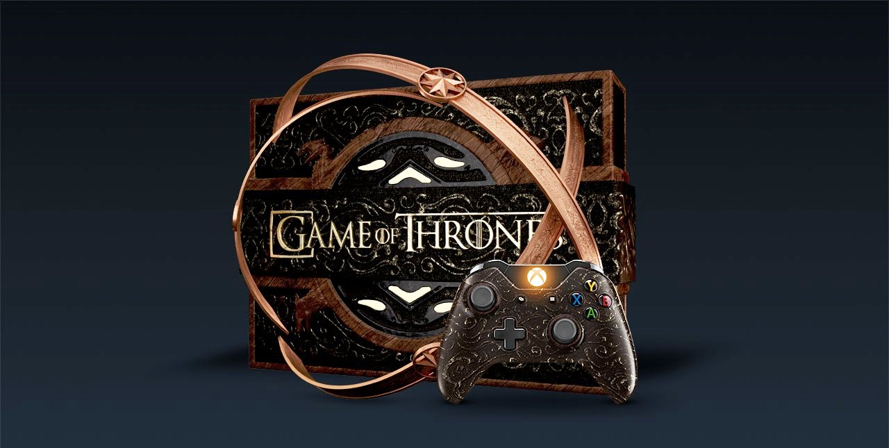 Xbox One Game of Thrones Edition