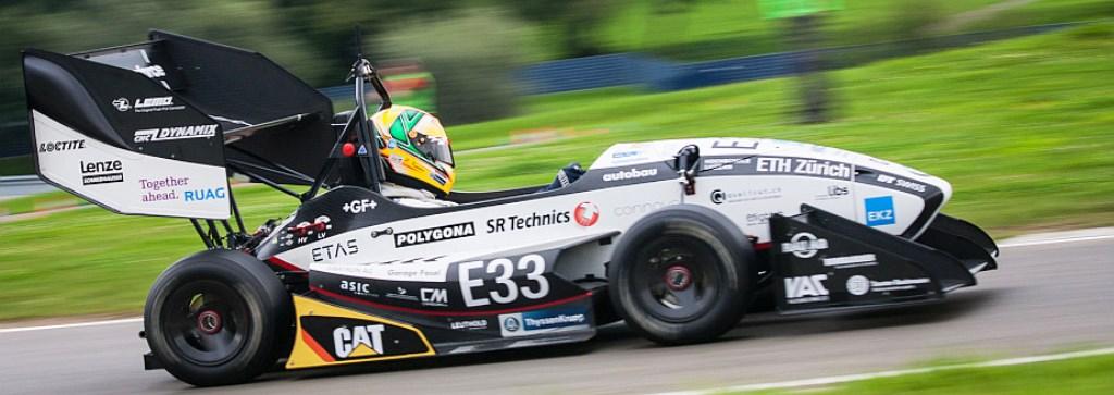 Grimsel, l'auto elettrica da corsa con record d'accelerazione