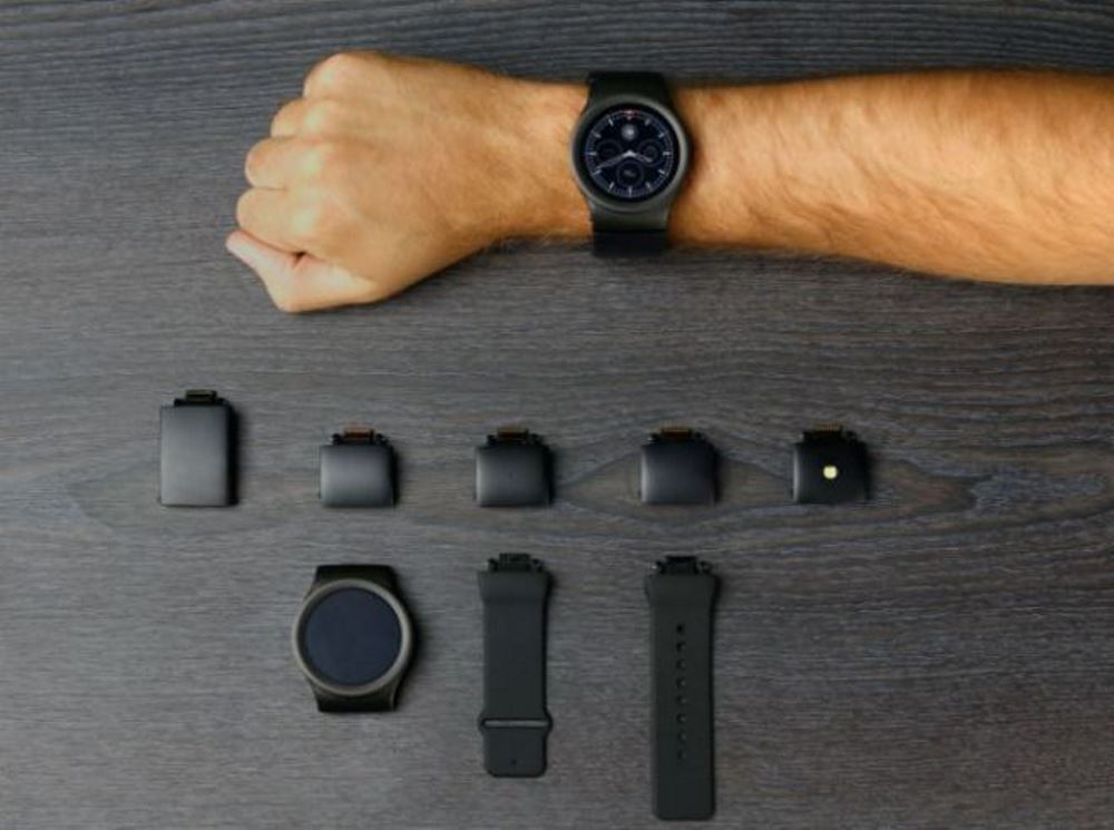 Blocks, il primo smartwatch modulare