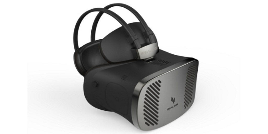 Idealens K2, il visore VR standalone