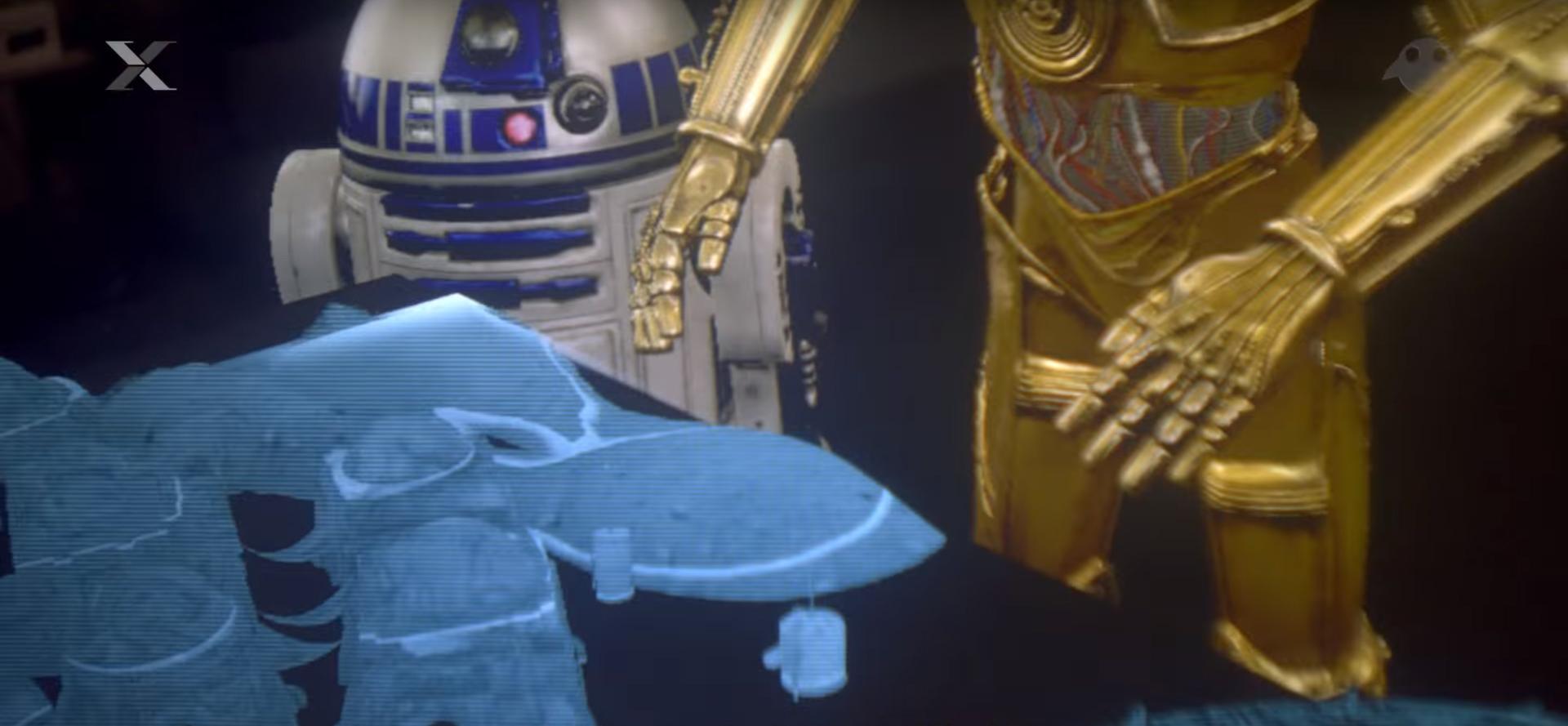 Star Wars e la realtà aumentata