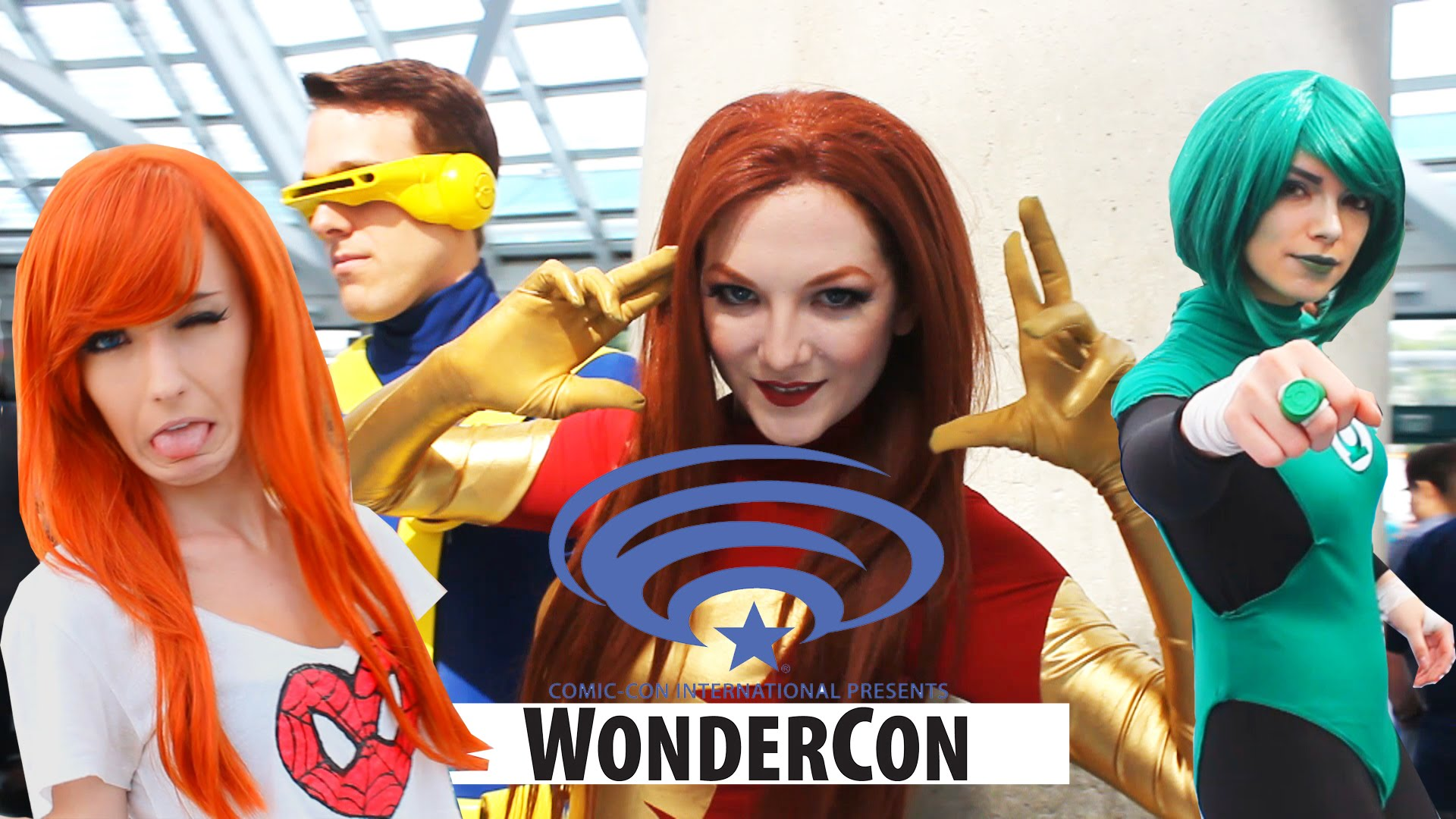 WonderCon 2016, Cosplay Music Video