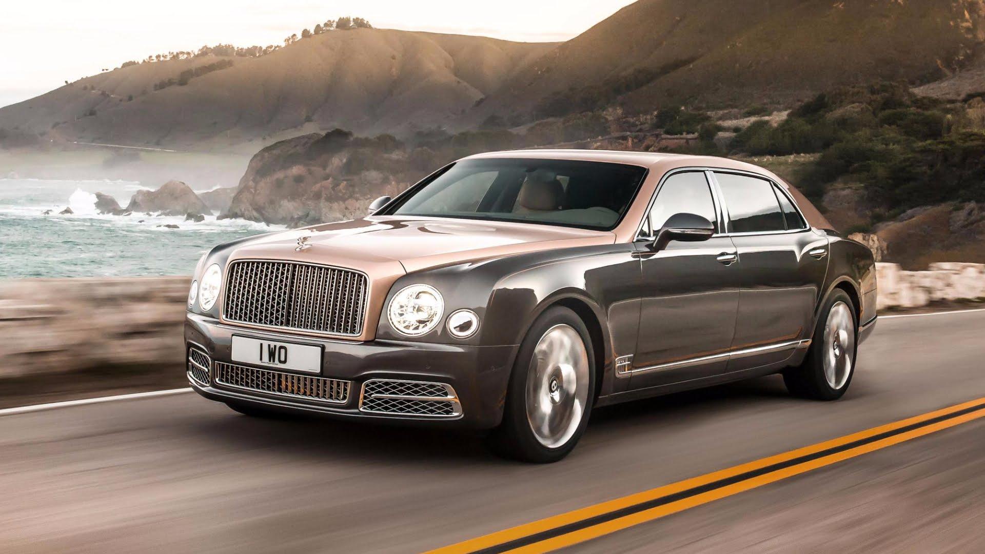 Bentley, una Mulsanne da 53.000 megapixel