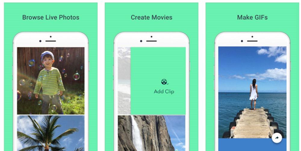 Motion Stills, l'app di Google per creare GIF