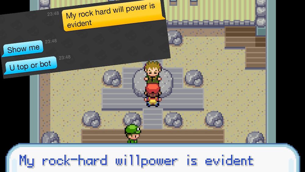 Rimorchiare con le frasi degli allenatori di Pokémon Rosso