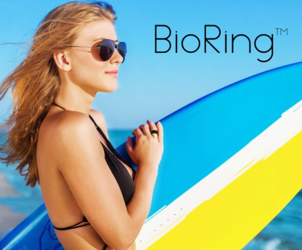 BioRing, l'anello fitness tracker