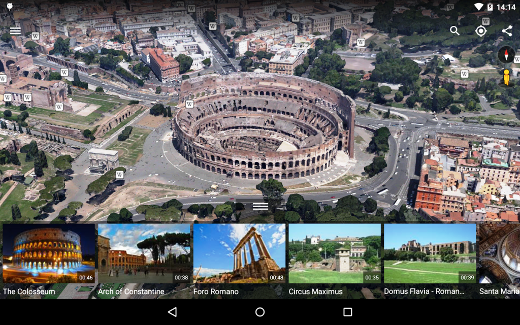 Google Maps passa all'alta definizione