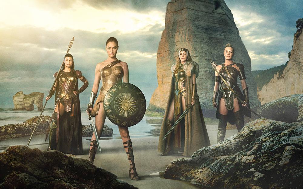 Wonder Woman, prime immagini dei props