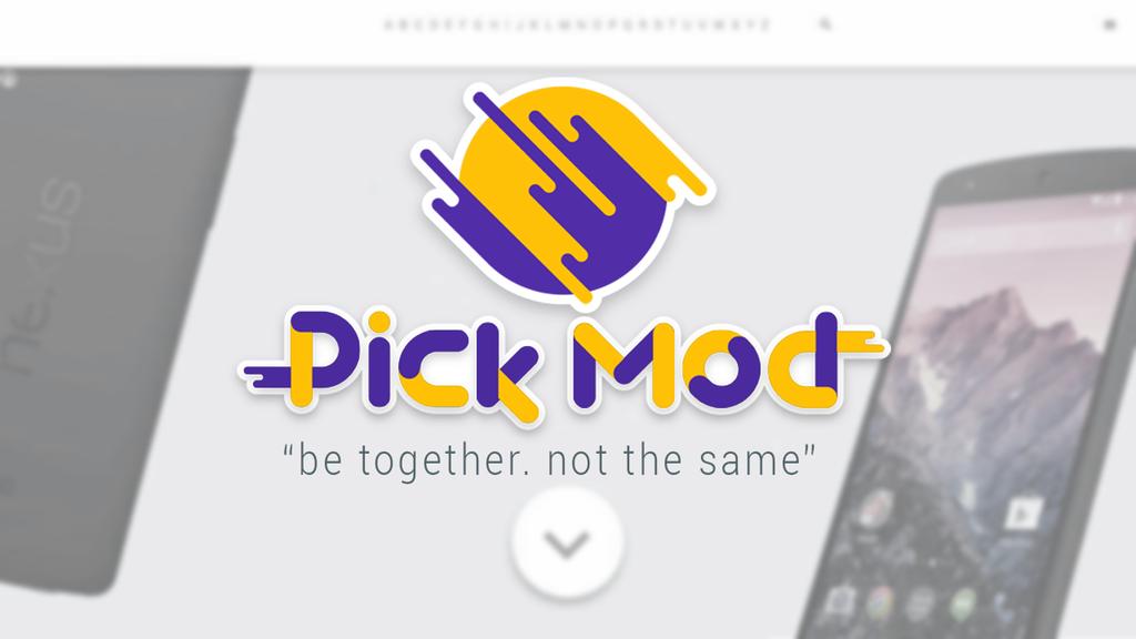 PickMod, un database di ROM approda su Kickstarter