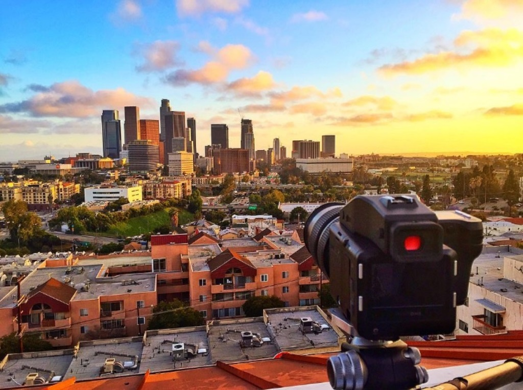 Los Angeles in un timelapse a 12K
