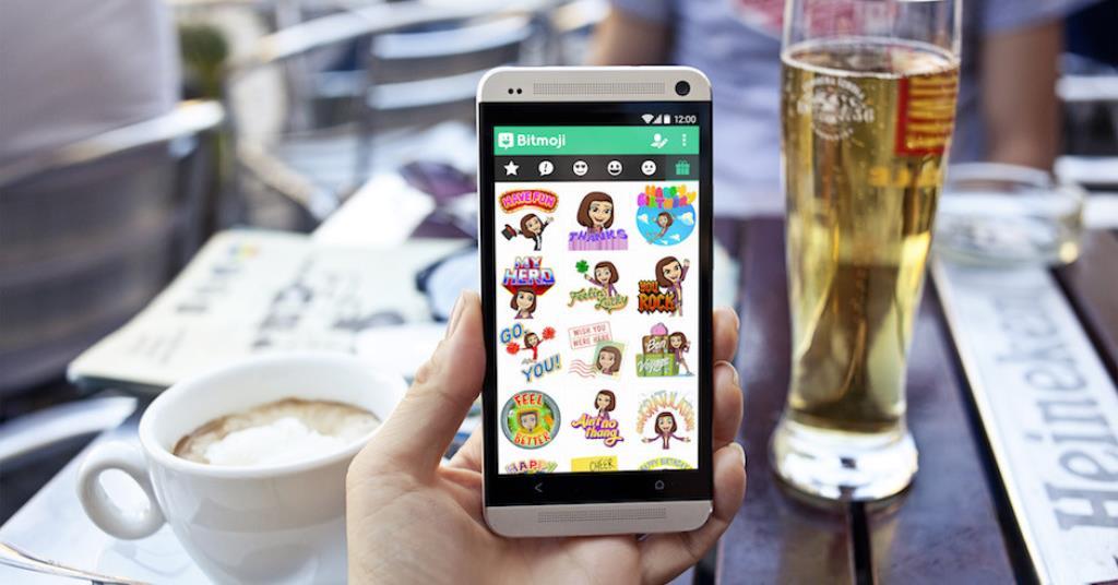 Bitmoji, nuovi sticker su Snapchat