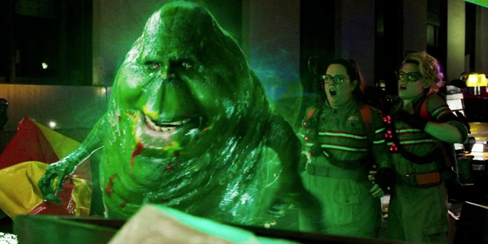 Ghostbuster 2016 Slimer