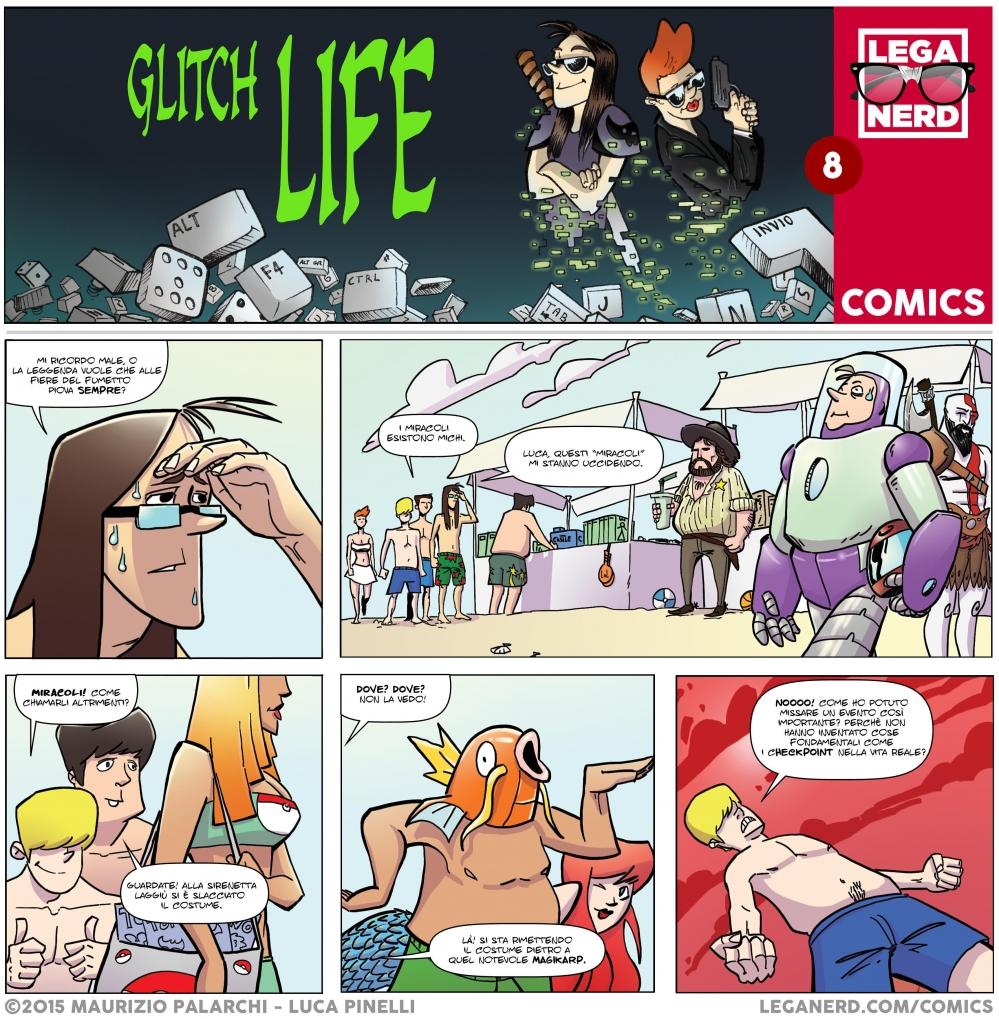 Glitch Life 08