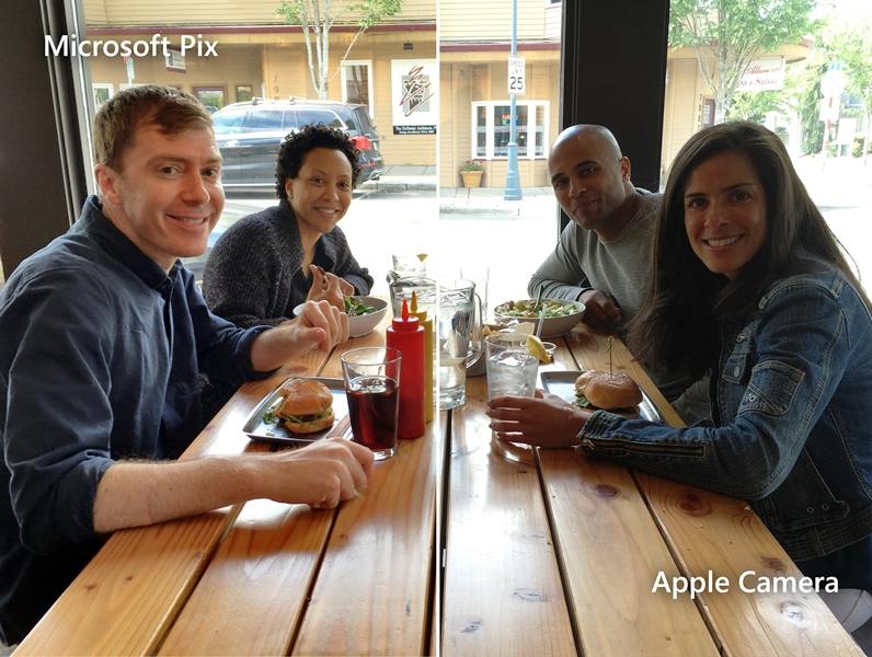 Microsoft Pix, l'app per foto diventa smart