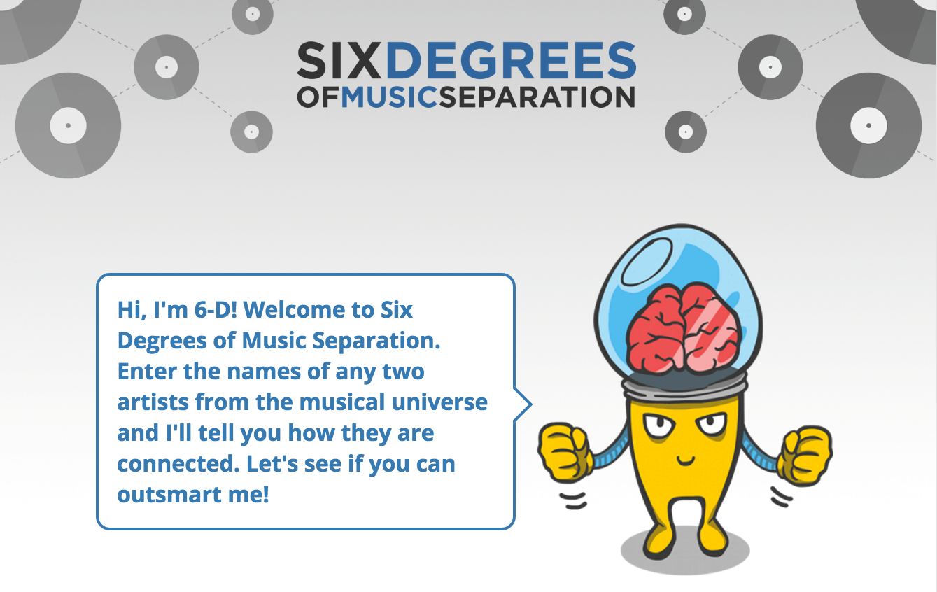Quanti gradi di separazione ci sono tra due musicisti for Quanti deputati ci sono