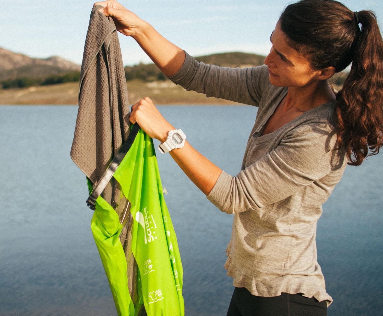 Scrubba Wash Bag, la borsa lavatrice