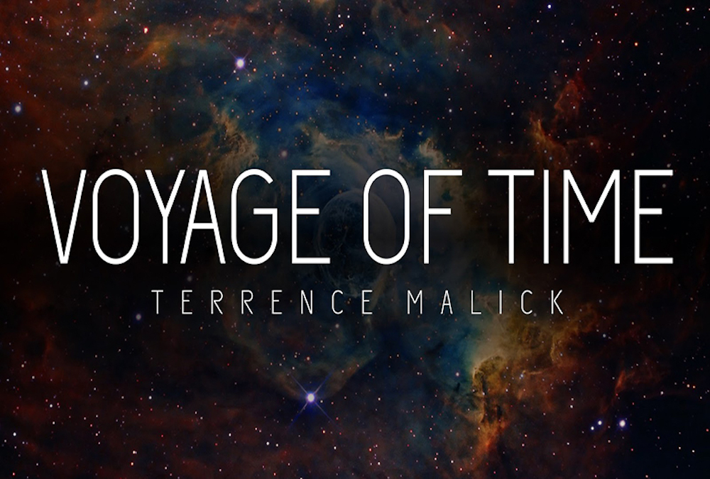 Voyage of Time, Official IMAX Trailer
