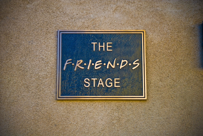 The_Friends_Stage