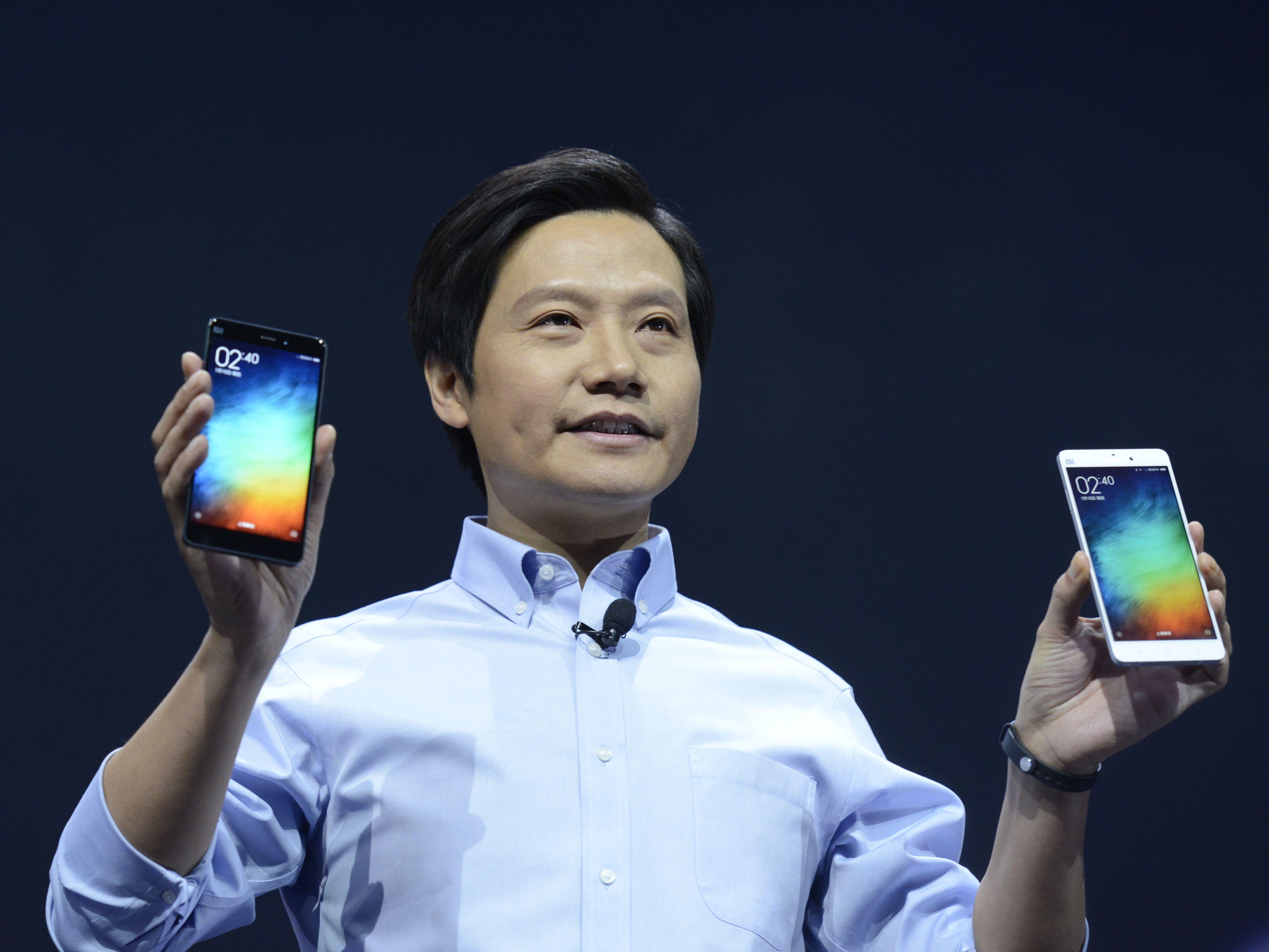 Il futuro di Xiaomi, dalla vendita online ai negozi reali