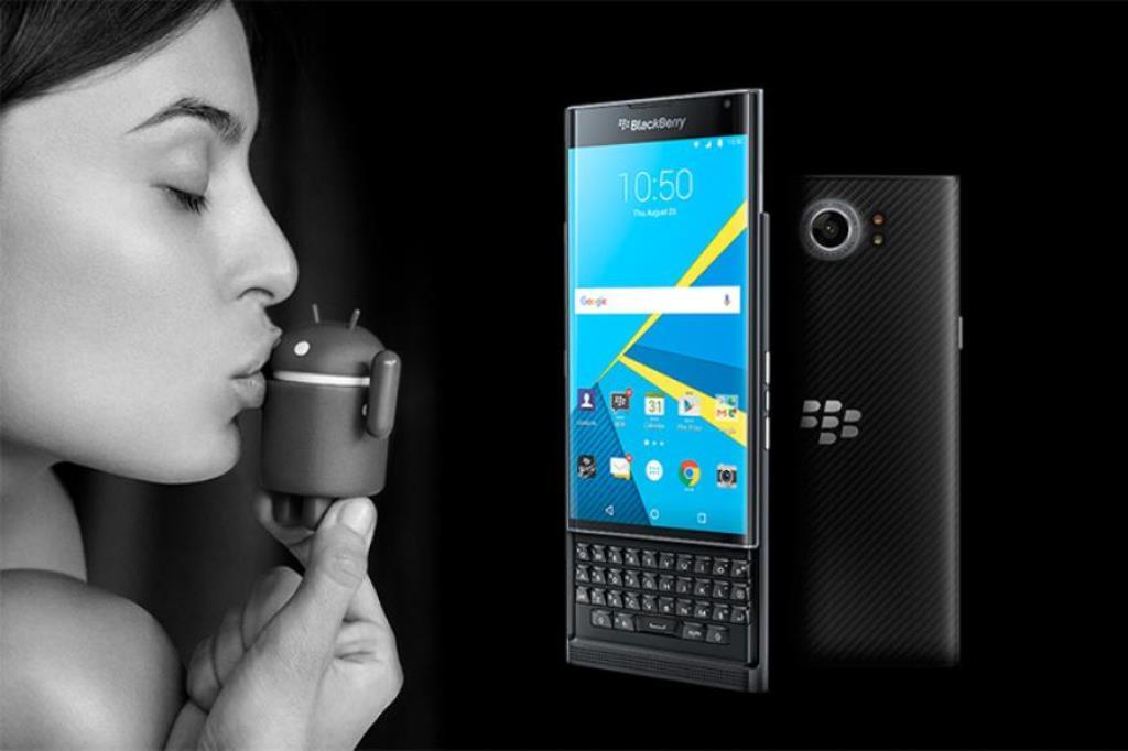 BlackBerry, in arrivo nuovi smartphone Android