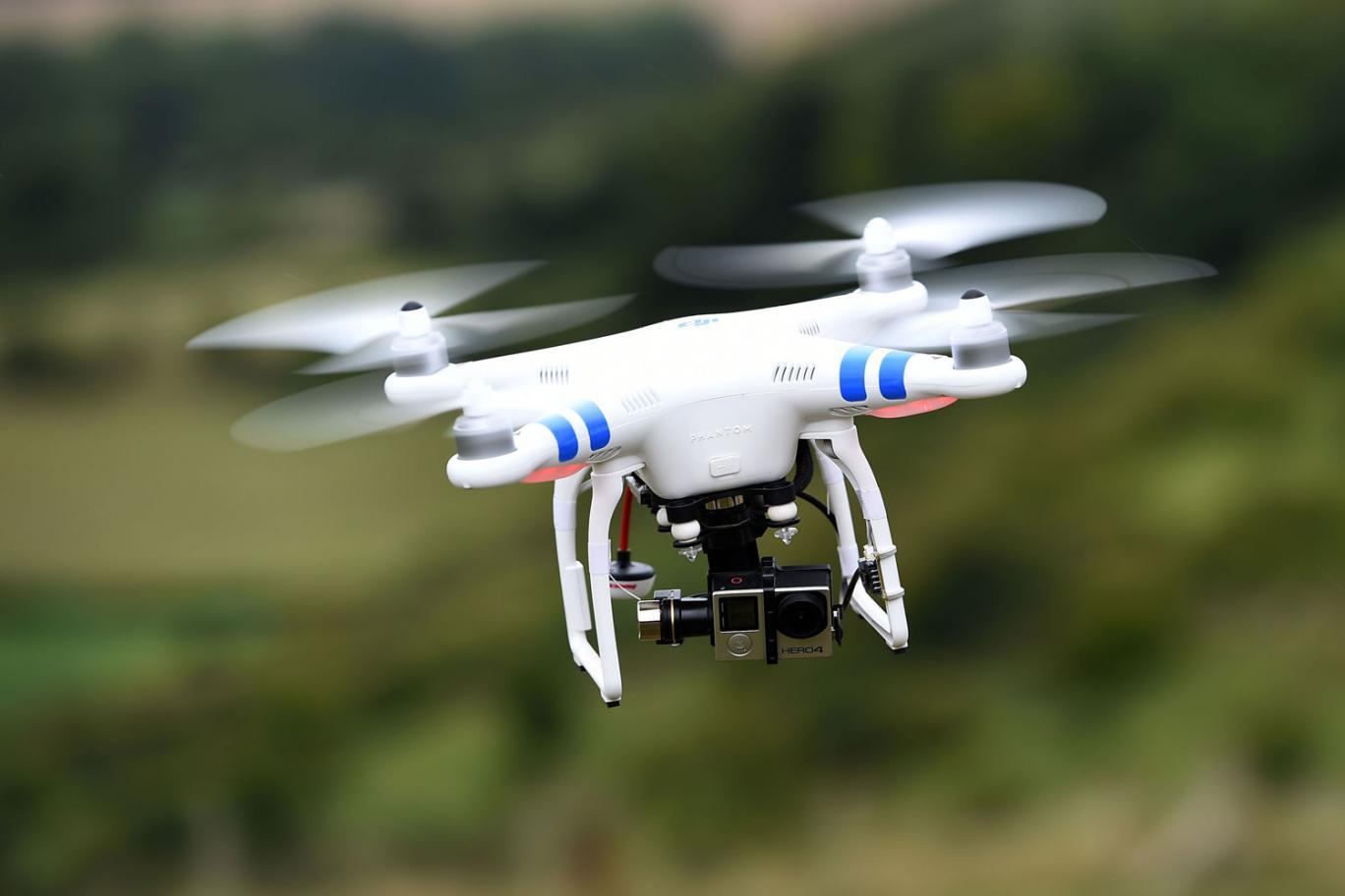 Scotland Yard pensa ai droni per inseguire i ladri