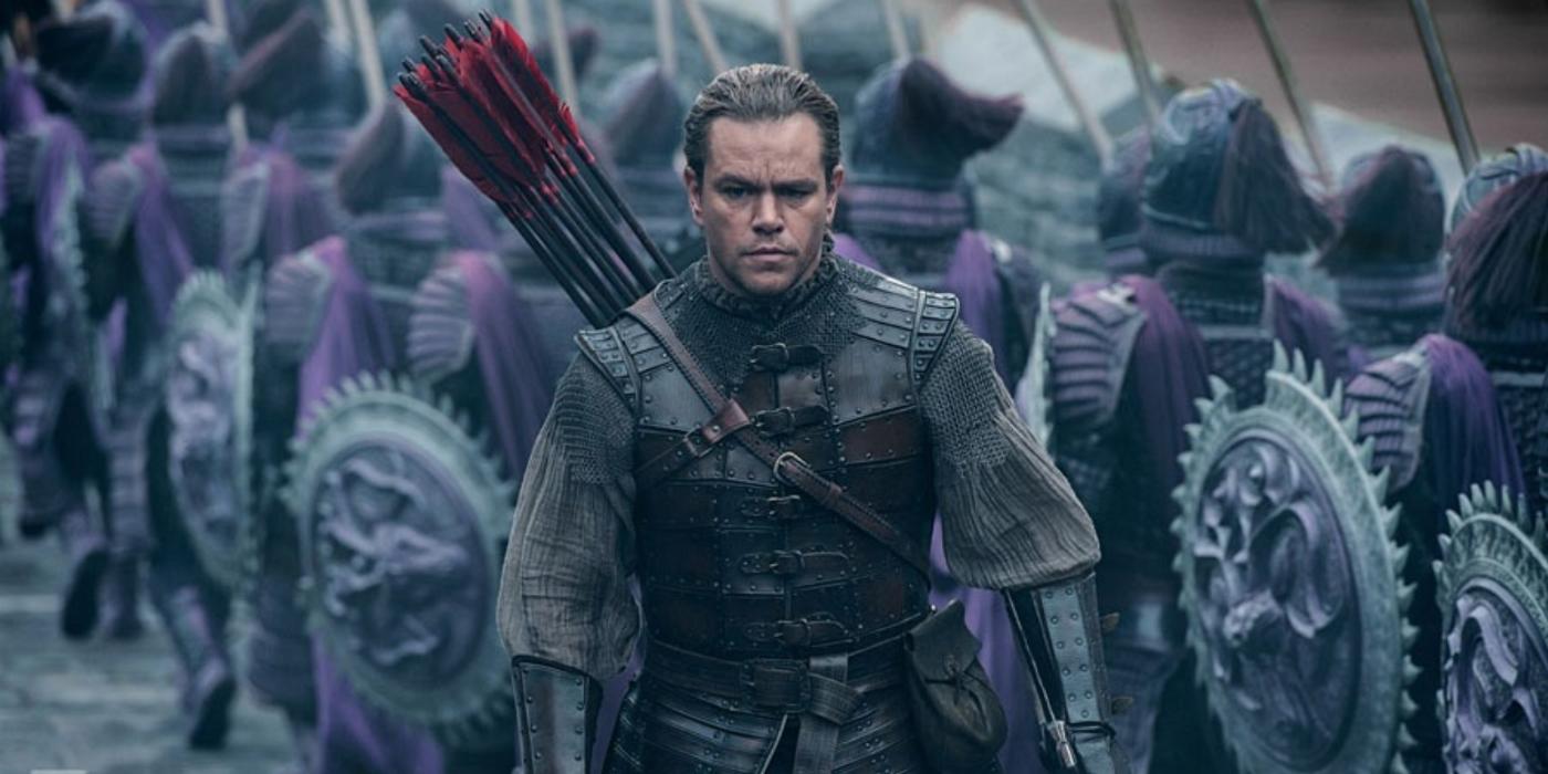 The Great Wall, il teaser trailer dell'epico film con Matt Damon
