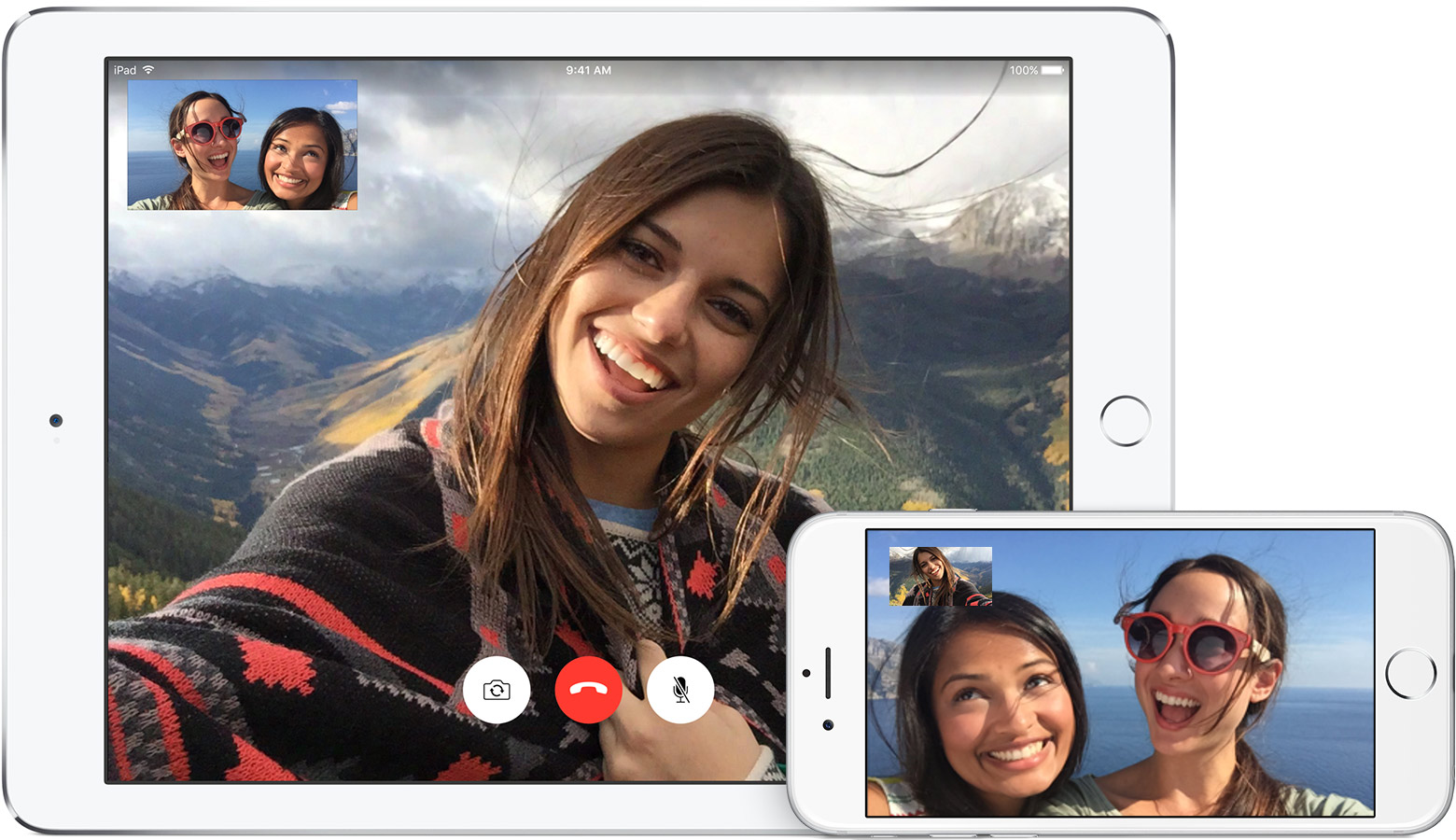 Apple, causa legale per FaceTime