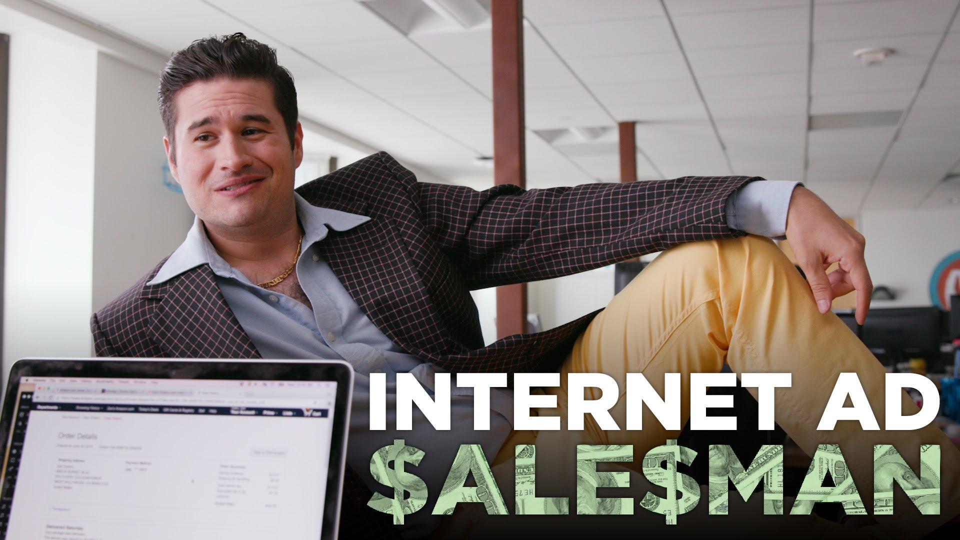 Se la pubblicità di internet fosse un venditore porta a porta
