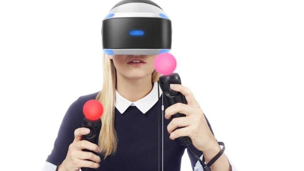 PlayStation VR e il supporto al DualShock 4