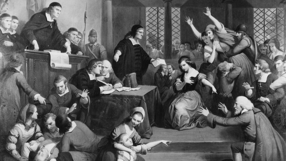 La Caccia Alle Streghe Di Salem Lega Nerd