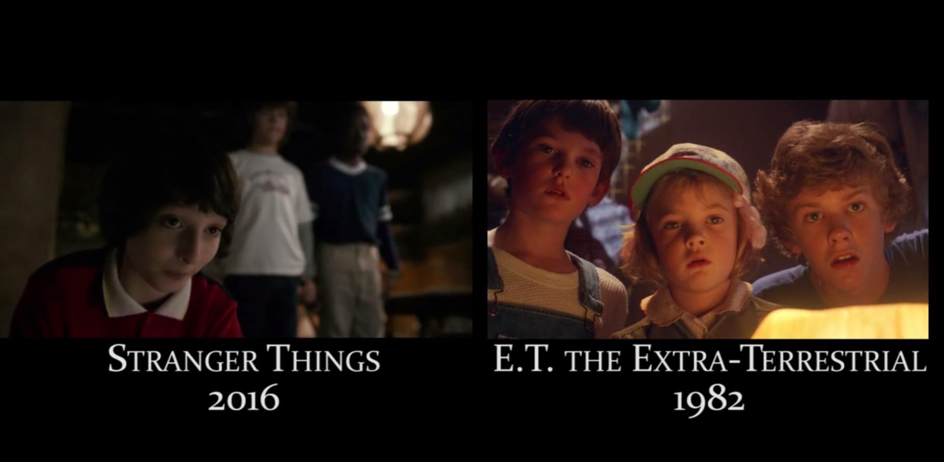 Stranger Things, i riferimenti ai film '70-'80