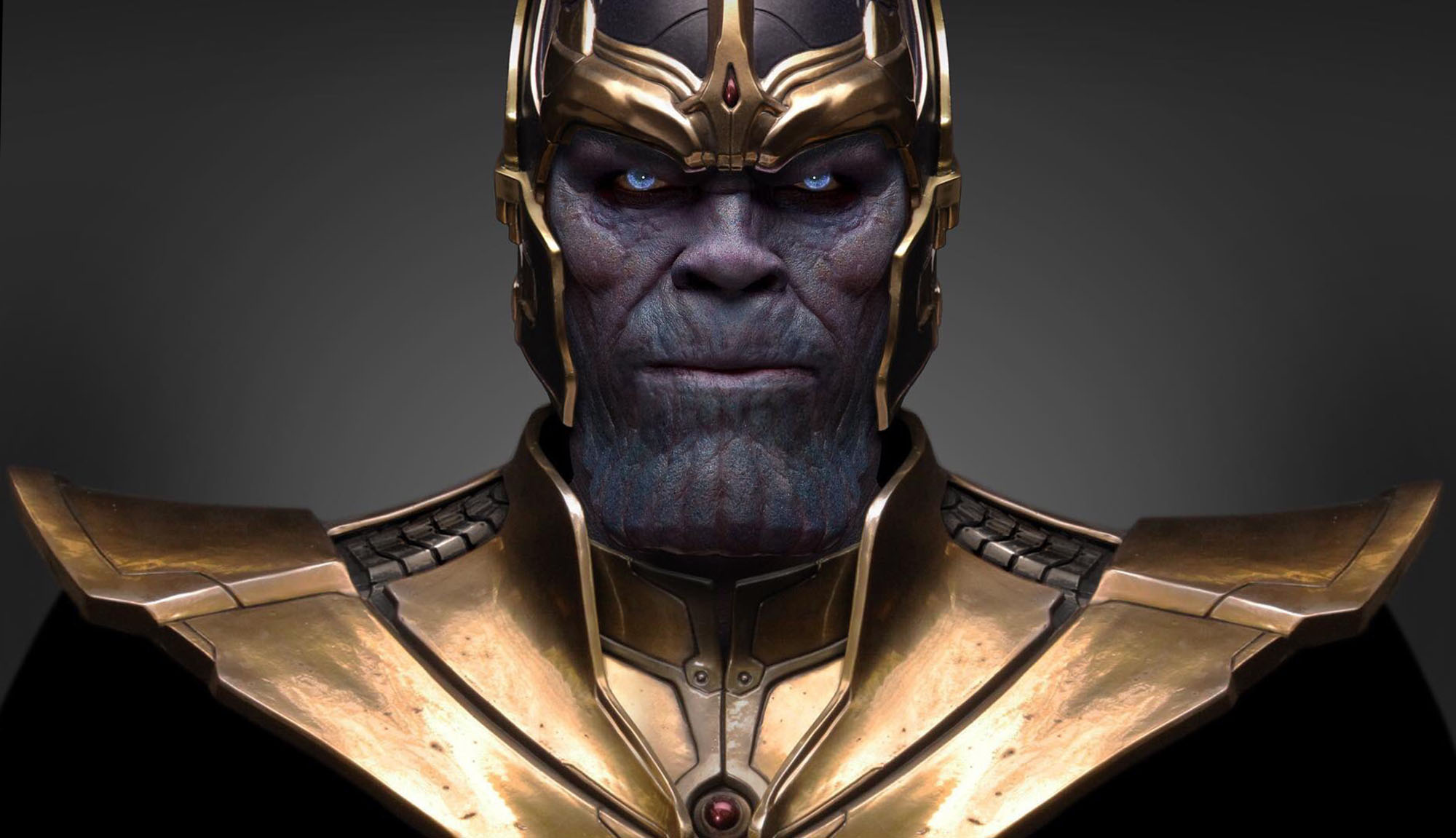 Avengers: Infinity War, primo sguardo a Thanos
