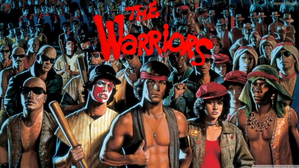 Risultati immagini per i guerrieri della notte film 1979