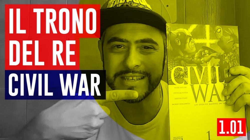 trono s01x01 - Civil War