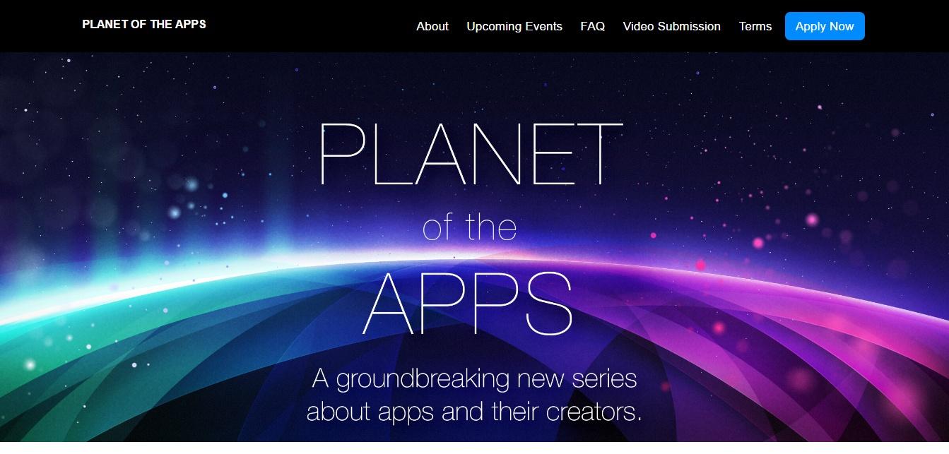 Planet of the Apps, Apple al lavoro su un tech reality show