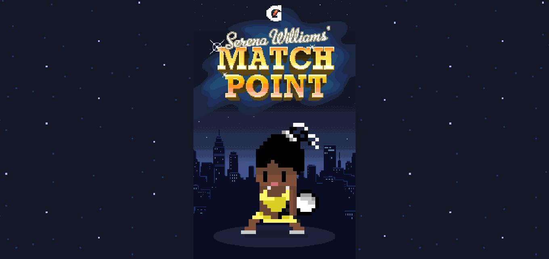 Snapchat, il gioco del tennis dedicato a Serena Williams
