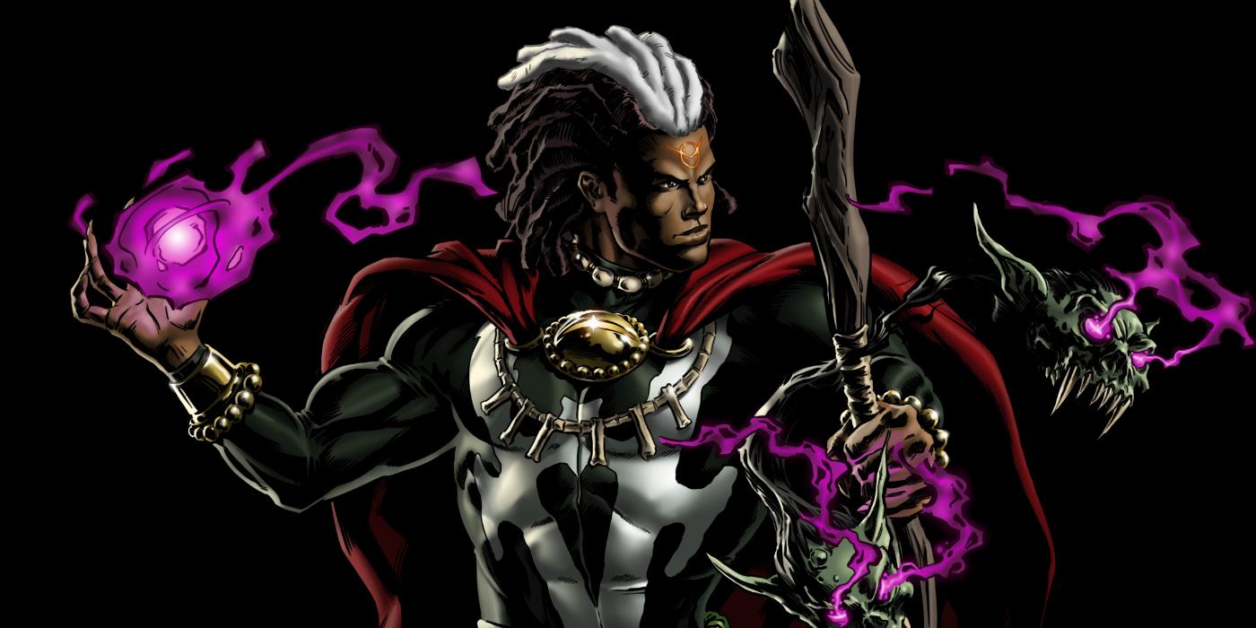 Doctor Strange, un cameo per Fratello Voodoo?