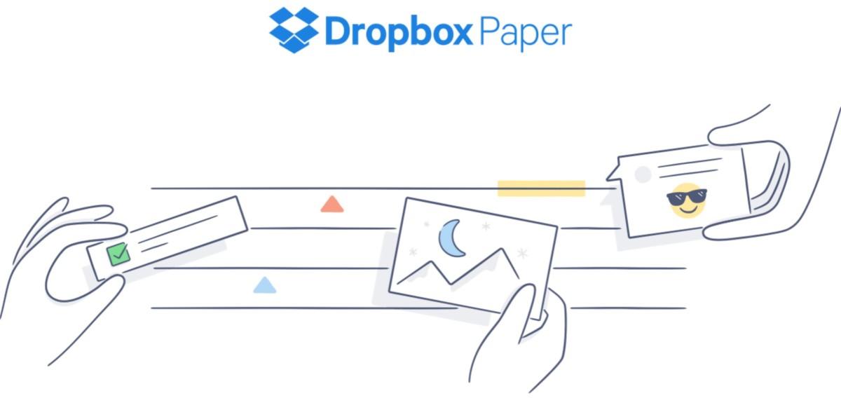 Dropbox Paper, la risposta a Google Docs