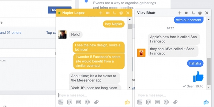Facebook-chat-windows