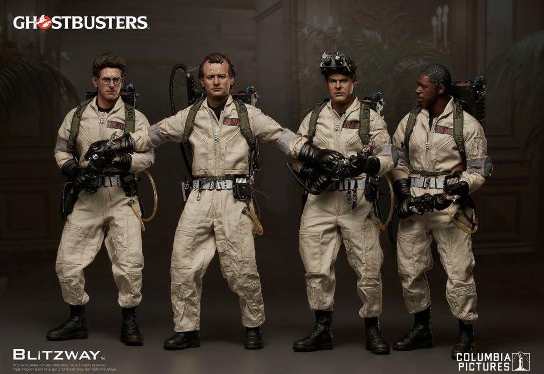 The Original Ghostbusters Le Migliori Action Figure Di