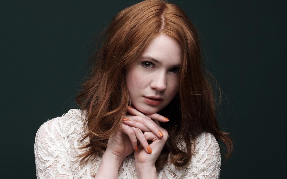 Karen-Gillan
