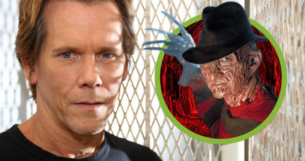 Kevin Bacon vuole interpretare Freddy Krueger